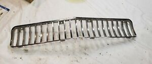 1957 Mercury Center Grill Section