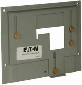 Eaton Load Center Generator Interlock Kit Electric Circuit Breaker Gray
