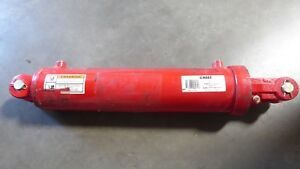 286062 Chief Hydraulic Cylinder 4 Bore 16 Stroke Rod 2 3000 Psi New