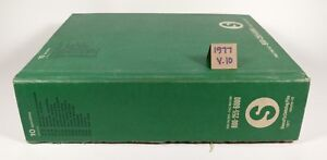 1977 Sweet s Architectural Catalog File Volume 10