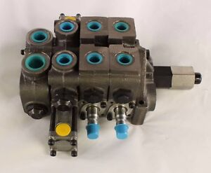 New V20 7452 Parker Gresen Hydraulic Mobile Directional Control Valve