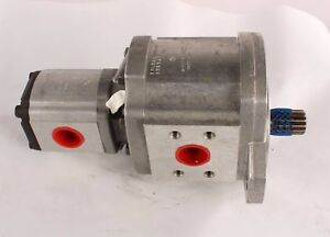 New 3pl2501pl072 Parker Ultra Hydraulic Pump