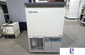 Revco Ult390 9 d31 Ultima Ii Ultra low Temperature Chest Freezer a1