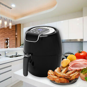 1500w Electric Air Fryer Machine Oil Free Healthy Cooker Roaster Best Price