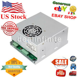50w Psu Co2 Laser Power Supply For 50w Laser Tube Engraving Cutter Machine Us
