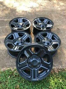 16 Inch Rims For 2016 Jeep Wrangler Set Of 5