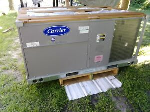New Carrier Weathermaker Rooftop 5 Ton Package Air Conditioner