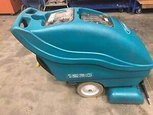 Tennant 1260 Carpet Extractor Works Great