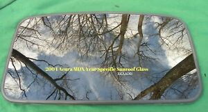 2004 Acura Mdx Oem Year Specific Sunroof Glass No Accident Free Shipping