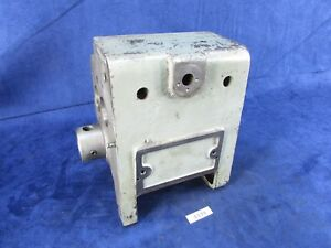 Clausing 5914 Metal Lathe Quick Change Gear Box Housing Mpn 386 063 4339
