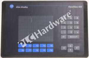 Allen Bradley 2711 b6c2 a Panelview 600 Color Touch Keypad Frn 4 41 Scratches