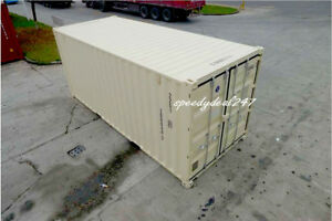 New 20ft Shipping Container storage Container cargo Container house el Paso tx