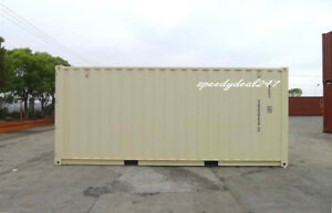 20ft Shipping Container storage Container cargo Container house salt Lake City