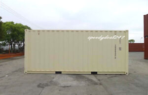 New 20ft Shipping Container storage Container cargo Container house newark nj