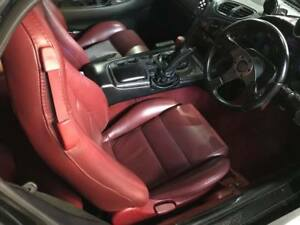 1993 1999 Mazda Rx 7 Fd 3s Replacement Leather Seat Covers Maroon