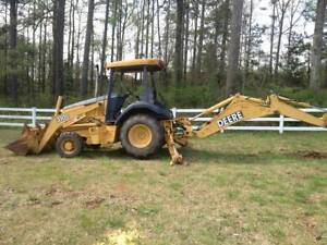 John Deere 310g 4x4 Backhoe Low Hours