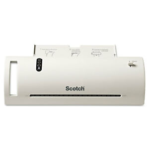Thermal Laminator Value Pack 9 W With 20 Letter Size Pouches