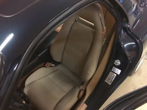 1993 1999 Mazda Rx 7 Fd 3s Replacement Leather Seat Covers Beige