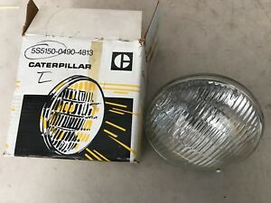 Two Genuine Caterpillar Cat 5s 5150 Lamps 90w New Old Stock