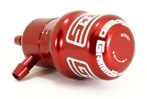 Grimmspeed Manual Boost Controller Red Turbo Bleeder Valve
