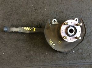96 97 98 99 00 Civic Dx Lx Right Front Suspension Knuckle Spindle Hub Used Oem