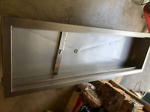 New Delfield Model N8181b Refrigerated 6 Panel Cold Pan