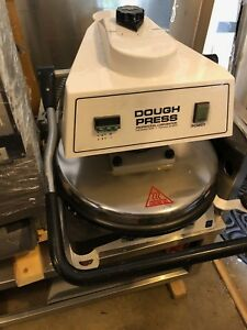 Doughpro Pizza Press Model Dp 1100 used for Parts Or Repair needs New Switch