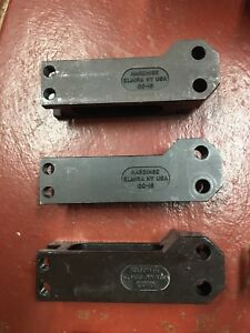 Used Lot 3x Hardinge Cc 16 Cnc Tool Holders Conquest