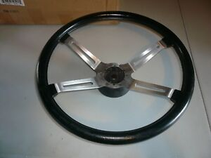 1970 77 Olds 442 Cutlass Oem Original 4 Spoke Sport Steering Wheel 9751836