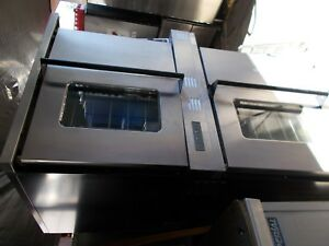 Commercial Convection Oven By Garland Double Stack