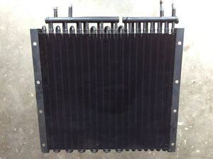A171876 Case 580 Super E Hydraulic Oil Cooler New Aftermarket 90 Day Warranty