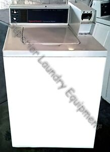 Speed Queen Swt920wn Top Load Washer White Coin 120v Reconditioned