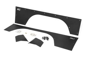 Front Armor Panel Kit Fits 1984 2001 Jeep Cherokee Xj With Flares Removed