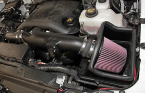 2011 2014 Ford F150 Ecoboost 3 5l K N Performance Cold Air Intake System 57 2583
