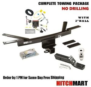 Class 3 Trailer Hitch Package W 2 Ball For 2013 2015 Mazda Cx 5 Cx5 87623