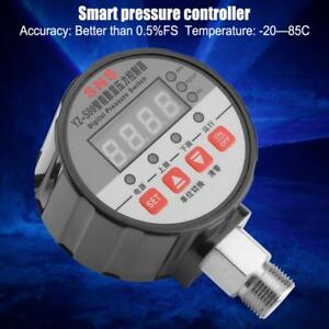 Digital Pressure Switch For Air Compressor Water Pump 0 20mpa 220v G1 4 0 5