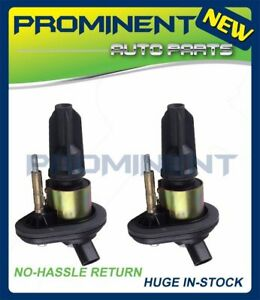 Pack 2 Ignition Coil For 2002 2005 Chevy Trailblazer Gmc Canyon Envoy Uf303
