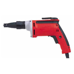 Milwaukee 6742 20 6 5 Amp 4 000rpm Drywall Screwgun