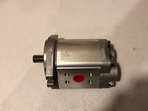 Prince Manufacturing Sp20b30a6h5 r Hydraulic Gear Pump 26 86 Gpm 2500 Psi