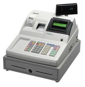 Sam4s Er 5215m Cash Register New Open Box W Factory Depot Warranty