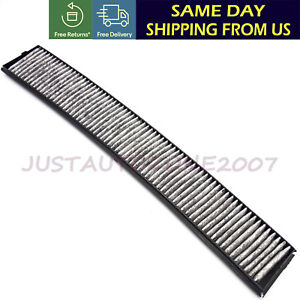 Carbon Style Cabin Air Filter Fits For Bmw 3 Series 328 330 X3 M3 318 323 325
