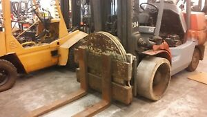 Class Iv Cascade Rotator Attachment For Forklift Fits All 24 Carriages Gc