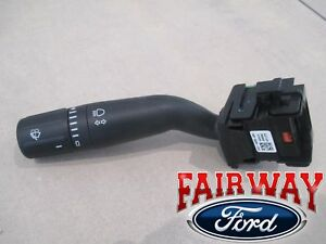 2014 F 150 Oem Genuine Ford Wiper Turn Signal Multi Function Switch Lever New