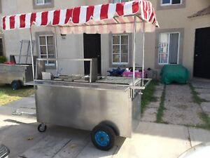 Hotdog And or Hotdog Cart