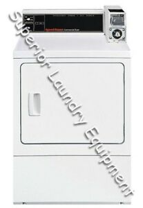 Speed Queen Sdg909qf Gas Dryer 120v Coin Slide Reconditioned