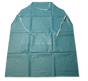 qty 12 Vinyl Aprons With Stomach Pouch 20 Mil Ug 20 45sp Free Shipping