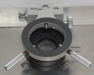Zeiss Microscope Substage Condenser Carrier