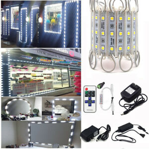 10FT~1000FT 5050 SMD 3 LED Module Strip Light Lamp For STORE FRONT Window Sign