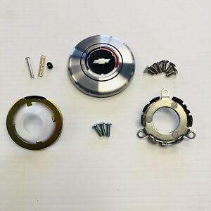 Steering Wheel Horn Button Cancel Cam Kit Chevelle Camaro 69 72 Non Tilt