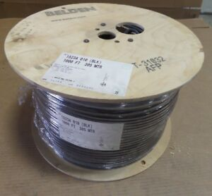 1523a Belden 75 Ohm Coaxial Cable Approximately 1000 Feet